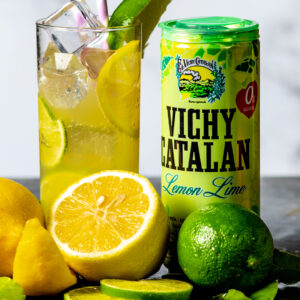 Vichy Catalan Lemon & Lime Sugar-Free - 330ml