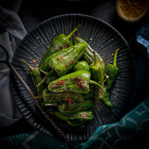 Tapas Padron Peppers