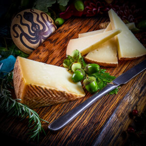 Artisan Cured Spanish Cheese