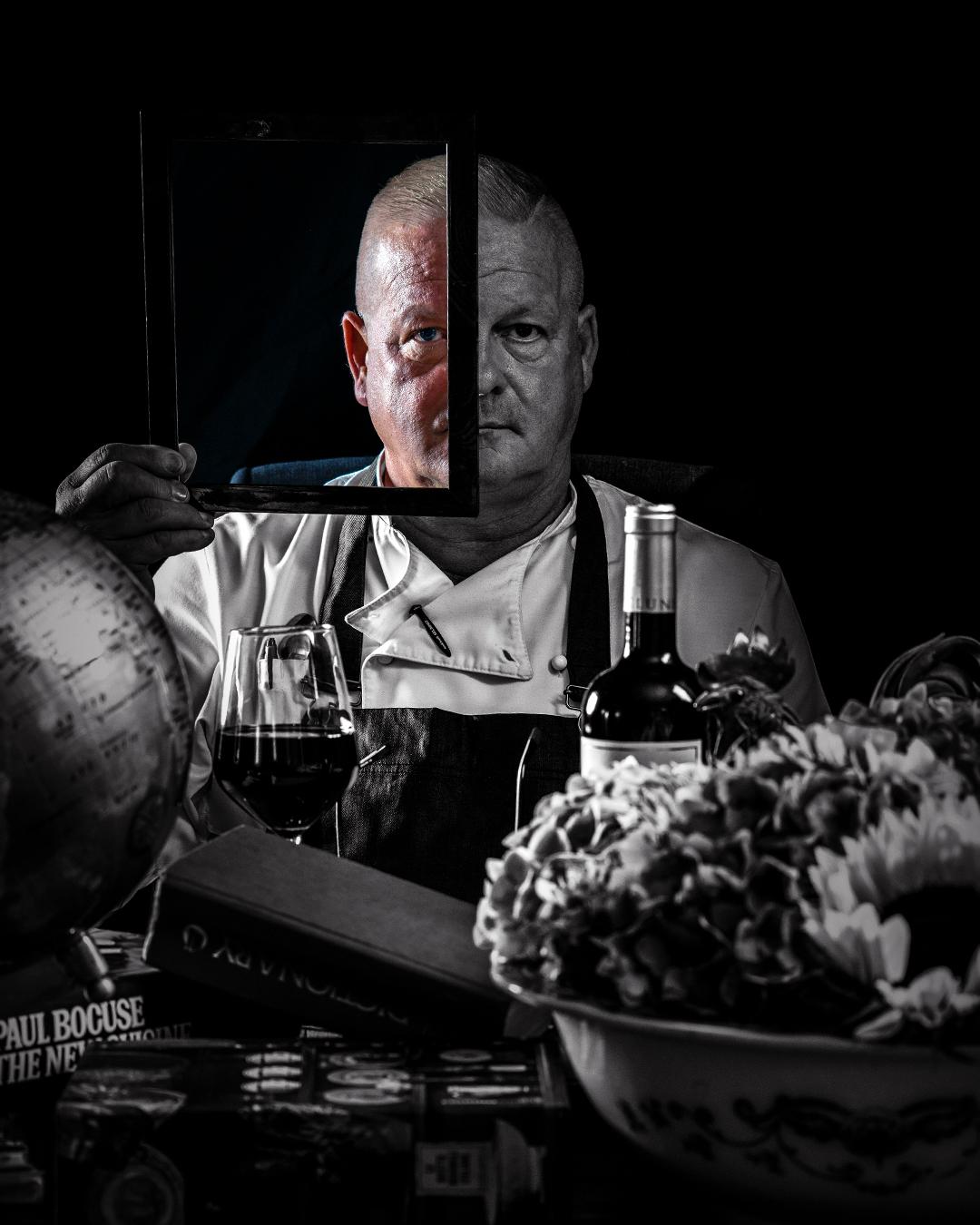 Chef Mark Prescott