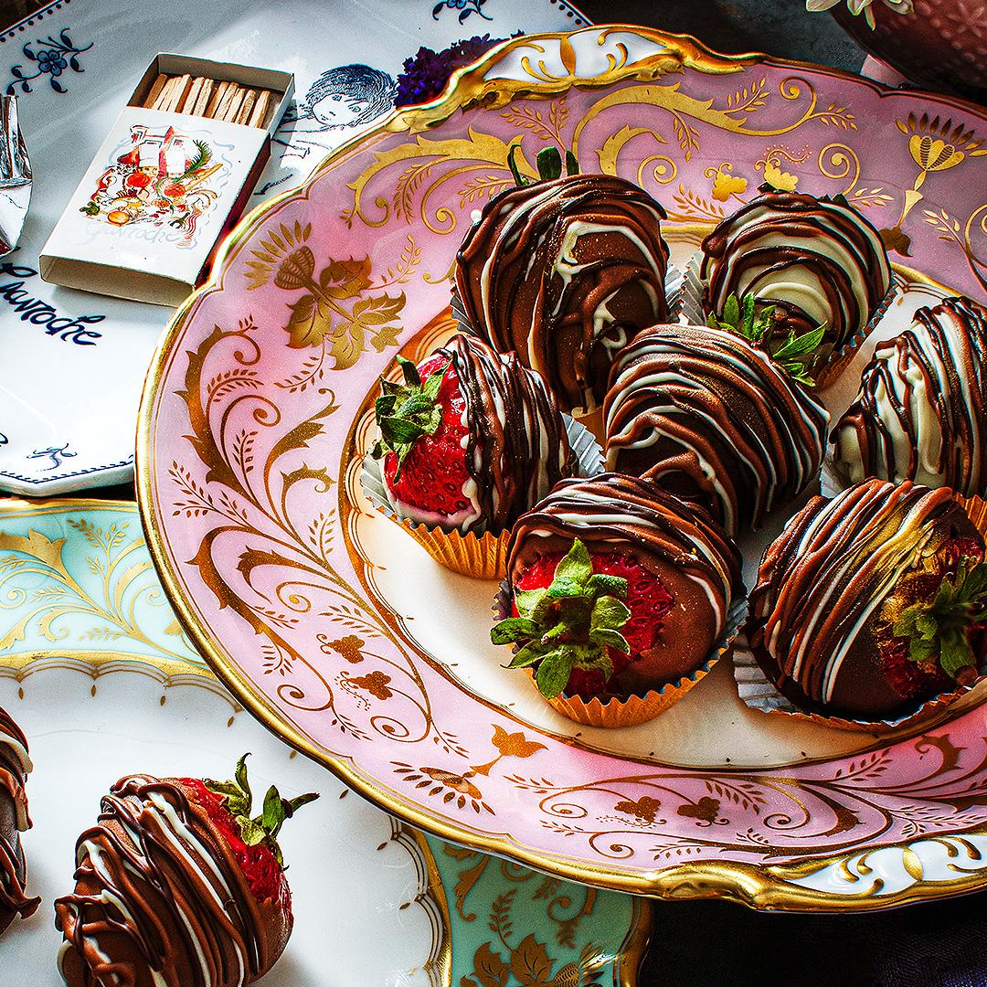 Tapas Fusion Chocolate Strawberries