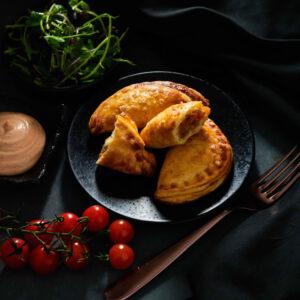Chicken and Red Rice Empanadas (3 Pieces)