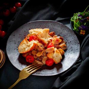 Champiñones Al Ajillo - Garlic Mushrooms