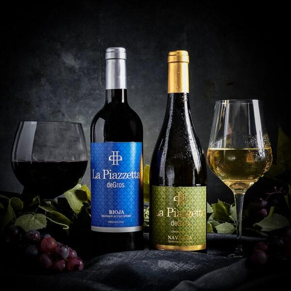 Tapas Fusion House Wine