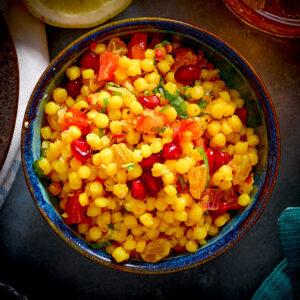 Persian Couscous Salad