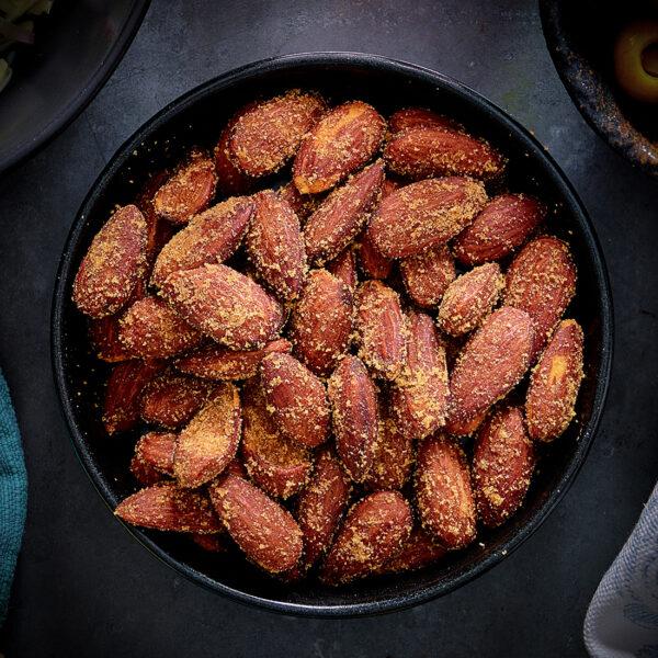 Almendras Fritas - Smoked Spanish Almonds