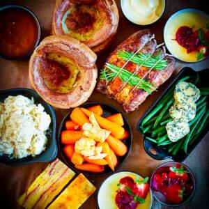 Chef Prescott's Classic Sunday Roast