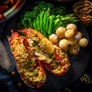 Lobster Garlic Chilli
