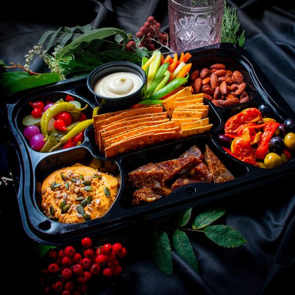 Vegan Tapas Grazing Platter